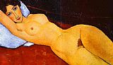 Reclining Nude by Amedeo Modigliani