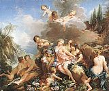 The Rape of Europa by Francois Boucher