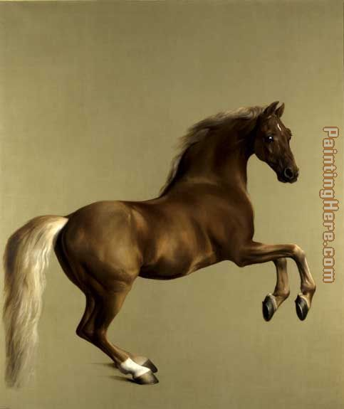 George Stubbs Whistlejacket Art Painting