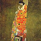 Hope by Gustav Klimt