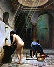 Painting III by Jean-Leon Gerome