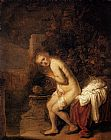 Susanna and the Elders by Rembrandt