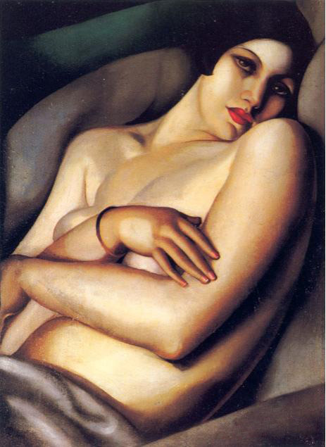Tamara de Lempicka The dream Art Painting