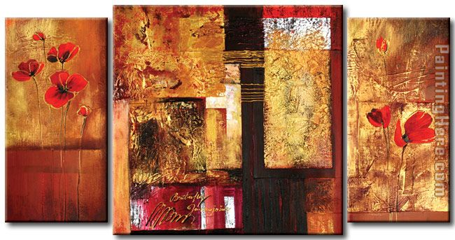 Abstract 91623 Art Painting