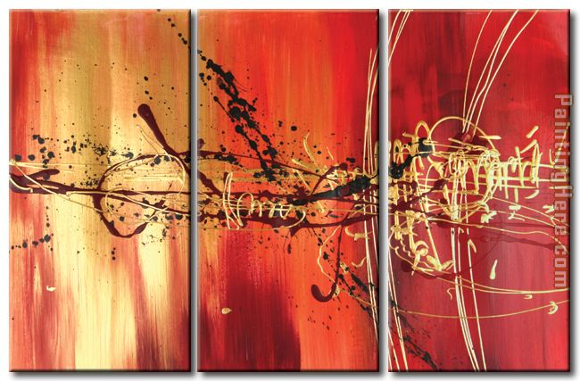 Abstract 91783 Art Painting
