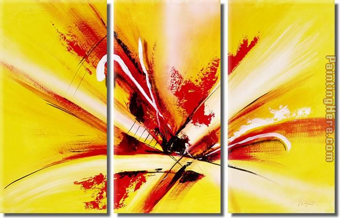 9706 painting - Abstract 9706 art painting