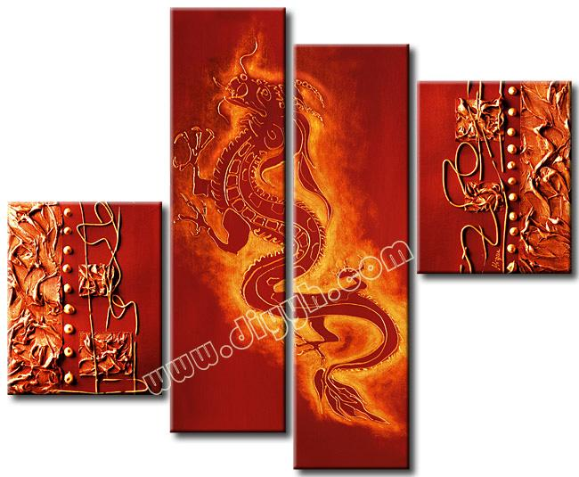 6128 painting - feng-shui 6128 art painting