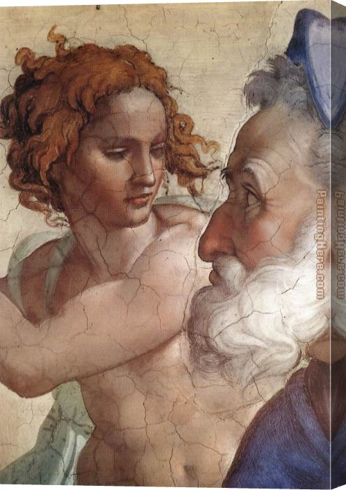 Michelangelo Buonarroti Simoni04 Stretched Canvas Painting