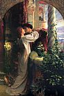Romeo and Juliet by Frank Dicksee