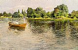 Chase Summertime by William Merritt Chase